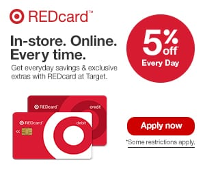 Target RedCard - Debit Card  Apply for Target Red Card  Exclusives