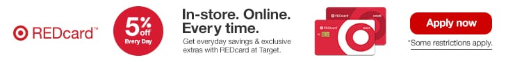 Apply Target Red Card
