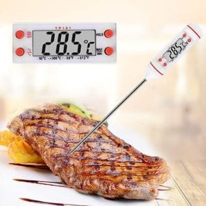 BBQthingz Digital Meat Thermometer