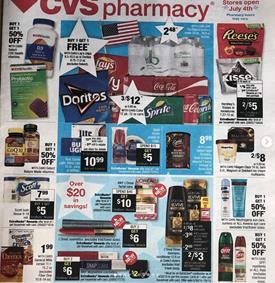 CVS Weekly Ad Preview Deals Jun 30 Jul 6 2019