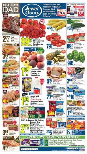 Jewel Osco Weekly Ad Fathers Day Grilling Jun 12 18 2019