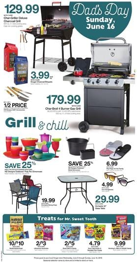 Kroger Weekly Ad Fathers Day Jun 5 11 2019