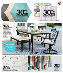Patio Collection Target Weekly Ad Deal Jun 16 22 2019