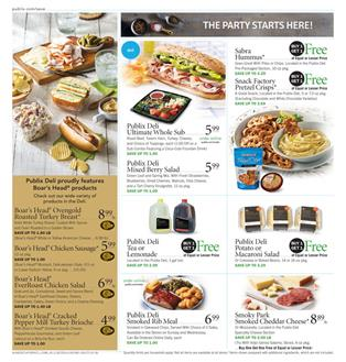 Publix Weekly Ad Food Deals Jun 26 Jul 2 2019