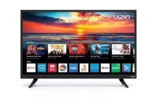 VIZIO D Series 32inch Class 31.50inch diag. HD LED Smart TV D32h F4 2