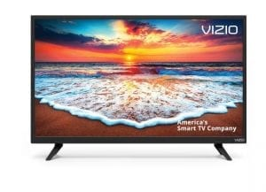 VIZIO D Series 32inch Class 31.50inch diag. HD LED Smart TV D32h F4