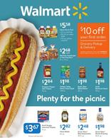Walmart Ad Grocery and Snack Deals Jun 9 27 2019