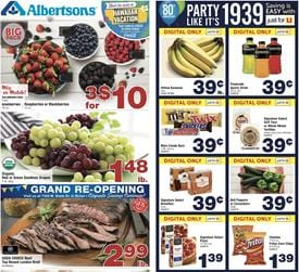 Albertsons Ad Preview Jul 17 23 2019