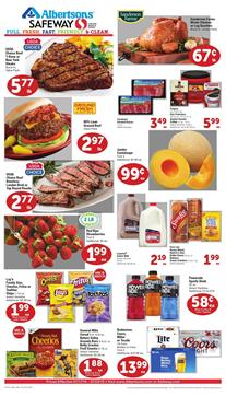 Albertsons Weekly Ad Clip or Click Coupons Jul 17 23 2019