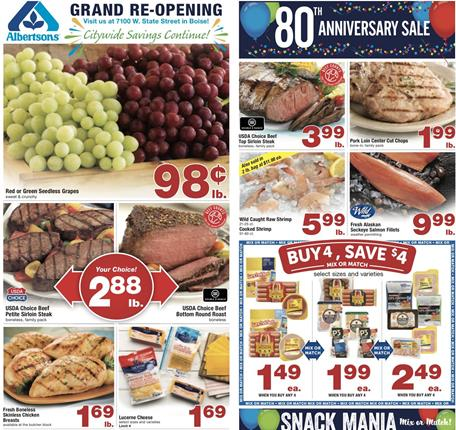 Albertsons Weekly Ad Jul 24 30 2019
