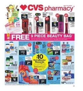 CVS Weekly Ad Extrabucks Rewards Jul 7 13 2019