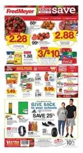 Fred Meyer Weekly Ad Deals Jul 24 30 2019