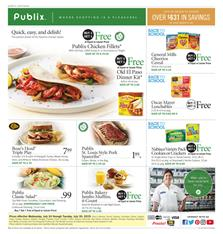 Grocery Deals Publix Weekly Ad Jul 24 30 2019