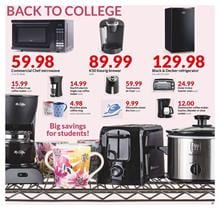 Hy Vee Weekly Ad Back to College Sale Jul 17 23 2019