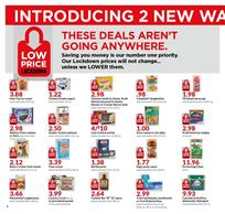 Hy Vee Weekly Ad Low Price Lockdown Savings Jul 17 23 2019