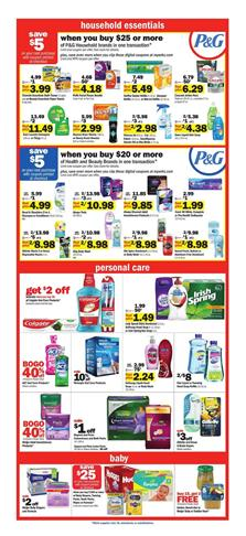 Meijer Weekly Ad PG Sale Jul 7 13 2019