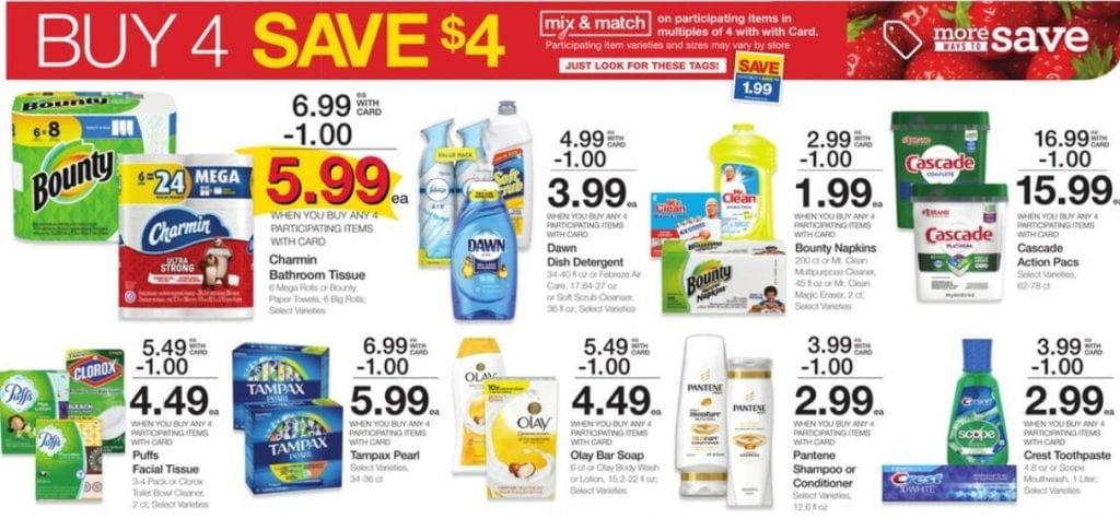 Mix and Match Sale Frys Weekly Ad Jul 24 30 2019