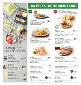 Publix New Recipe Fresh Meat And Produce