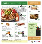 Publix Weekly Ad Grocery Sale Jul 10 16 2019