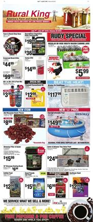 Rural King Weekly Ad Jul 7 20 2019