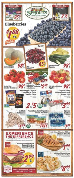 Sprouts Weekly Ad Fresh Trends Jul 17 24 2019