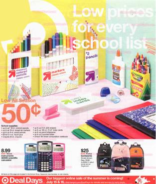 Target Weekly Ad Preview Deals Jul 14 20 2019