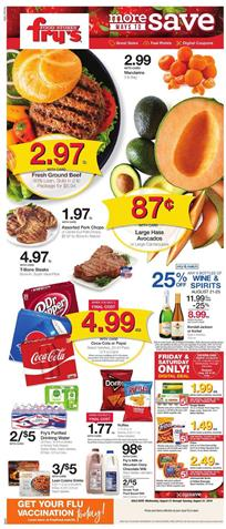 Frys Weekly Ad Deals Aug 21 27 2019