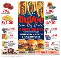 Hyvee Labor Day Deals Weekly Ad Aug 28 Sep 3 2019