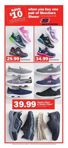 Meijer Shoes Are Skechers With 10 Discount Weekly Ad Aug 11 17
