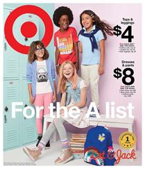 Target Back to School Weekly Ad Aug 4 10 2019