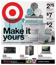 Target Bedding Products Weekly Ad Aug 11 17 2019