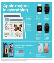 Target Smartwatch Deals Weekly Ad Aug 18 24 2019