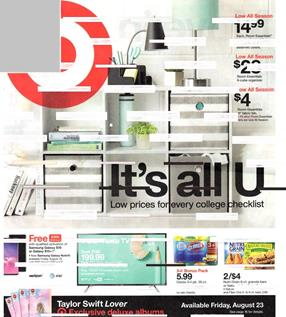Home Products Target Weekly Ad Preview Aug 18 - 24, 2019