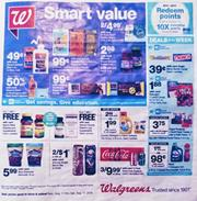 Walgreens Weekly Ad Preview Aug 11 17 2019