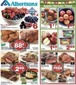 Albertsons Weekly Ad Sep 25 Oct 1 2019
