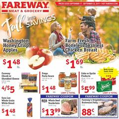Fareway Coupons From Weekly Ad Sep 17 23 2019