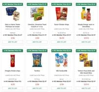 Harris Teeter Ad Deals Sep 11 17 2019