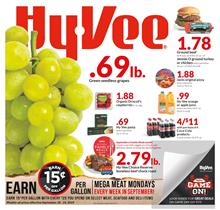 Hyvee Weekly Ad Deals Sep 18 24 2019
