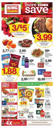King Soopers Ad 5x Digital Coupons Sep 11 17 2019