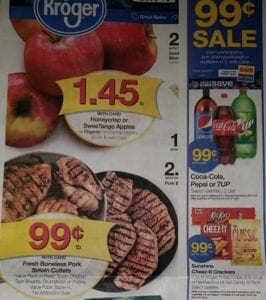 Kroger Weekly Ad Preview Oct 2 6 2019