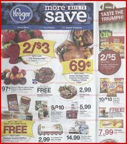 Kroger Weekly Ad Preview Sep 11 17
