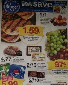 Kroger Weekly Ad Preview Sep 25 Oct 1 2019