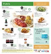 Publix Dinner Ideas From Weekly Ad Sep 26 Oct 2 2019