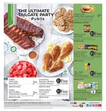 Publix Weekly Ad Sales Event Sep 4 10 2019