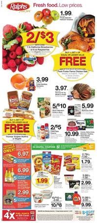 Ralphs Weekly Ad Deals Sep 11 17 2019