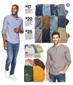 Target Ad Clothing Deals Sep 15 21 2019