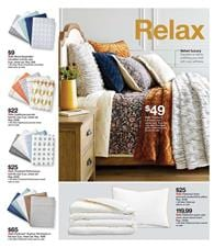 Target Bed and Bath Products Weekly Ad Sep 29 Oct 5 2019