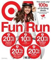 Target Fun Run Grocery Deals Sep 22 28 2019