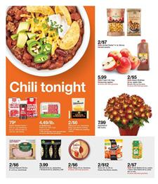 Target Grocery Deals Sep 8 14 2019