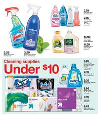 Target Household Coupons Sep 29 Oct 5 2019